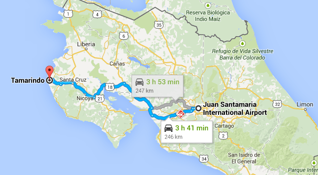How To Get To Tamarindo Costa Rica Everything You Need To Know